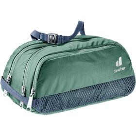 deuter Wash Bag Tour II Toiletry Bag, seagreen/navy